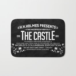 H.H.Holmes Presents: The Castle Bath Mat