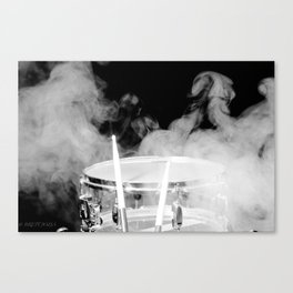 SMOKIN BEAT Canvas Print