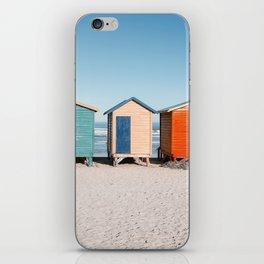 Muizenberg Beach iPhone Skin