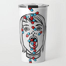Addicted Travel Mug