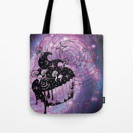 psilocibe cupcake trip Tote Bag