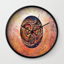 AUM Wall Clock