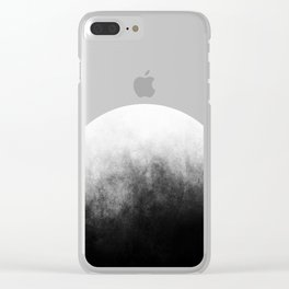 Abstract IV Clear iPhone Case