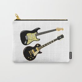 Elecric Guitars Carry-All Pouch