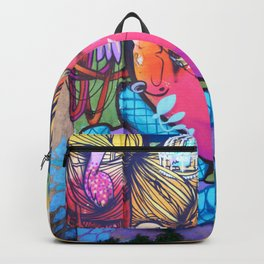 What Is On Your Mind Backpack