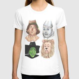 Wizard Oz T-shirt