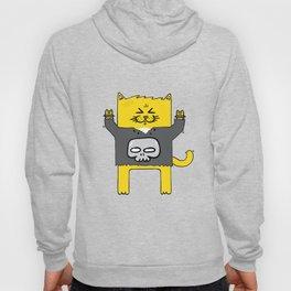 Meow-tallica Hoody