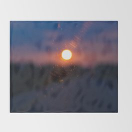 Sunrise.. Sunset.. Throw Blanket