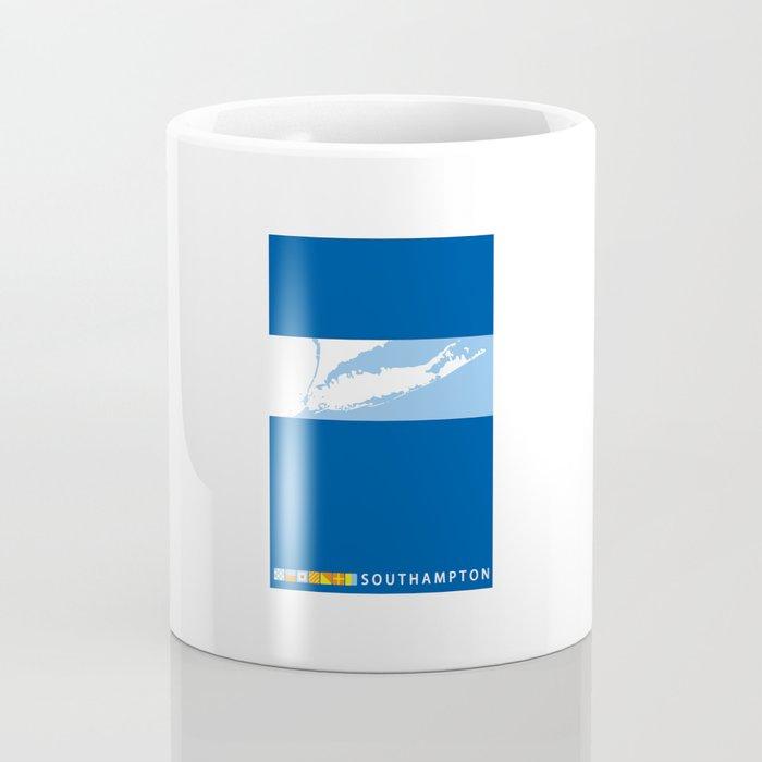 Southampton - Long Island. Coffee Mug