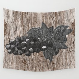 Wine Country Chic Wall Tapestry