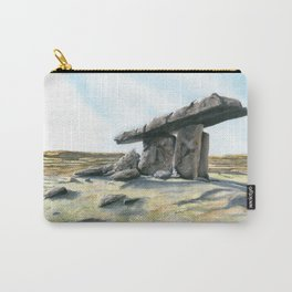 Poulnabrone Carry-All Pouch