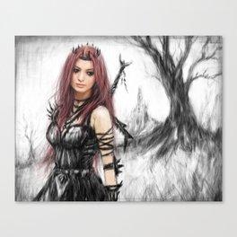 Distance Fading Canvas Print