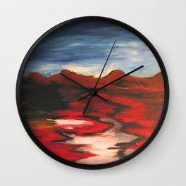Redland Wall Clock