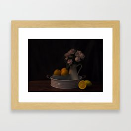 Still Life Pt. 1 Framed Art Print