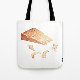 Parmigiano-Reggiano Cheese Tote Bag