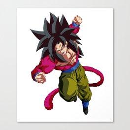 Goku Dragon Ball GT Canvas Print