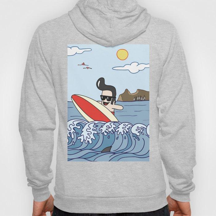 Poetto Surfer Hoody