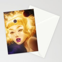 Sunny Girl Stationery Cards