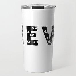 VIEWS Travel Mug