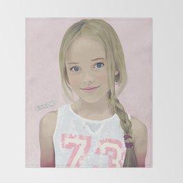 Kristina 73 Throw Blanket