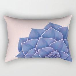 Big Echeveria Design Rectangular Pillow