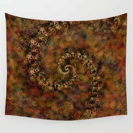 From Infinity - Autumn Wall Tapestry