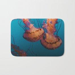 Jellyfish (Water) Bath Mat