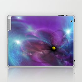 Gravitational Distort Space Abstract Art Laptop & iPad Skin
