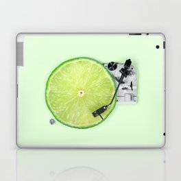 LIME DJ Laptop & iPad Skin