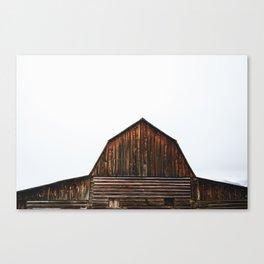 The Popular Barn Canvas Print