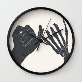 Unbroken Promises I Wall Clock