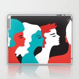 Gender PRIDE LGBT LGBTIQ QUEER FEMINIST FEMINISM ACTIVISM ACTIVIST Laptop & iPad Skin