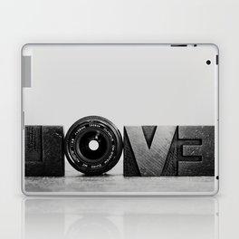 Love is ... Laptop & iPad Skin