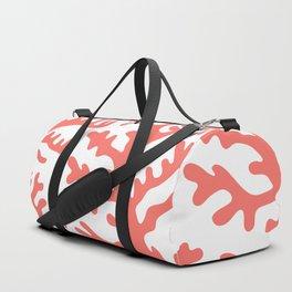 LIVING CORAL Duffle Bag