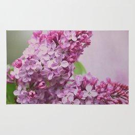 Lilac Florette Rug