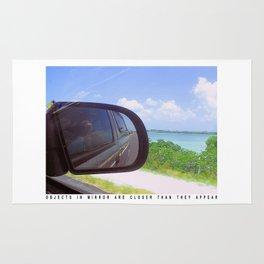 Rear View Mirror Rug