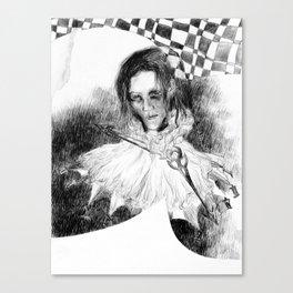 Les Jour - The Hours Canvas Print