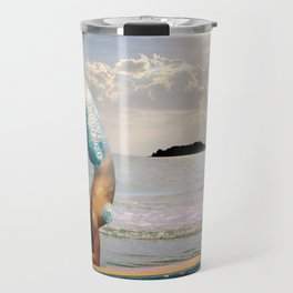 Mermaid Vibes Travel Mug