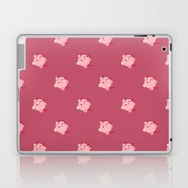 The cutest evil demon ever! pattern Laptop & iPad Skin