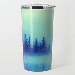 Morning Blues Travel Mug