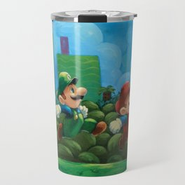 Super Mario Bros 2 Travel Mug