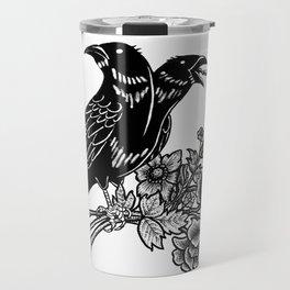 The Ravens Travel Mug