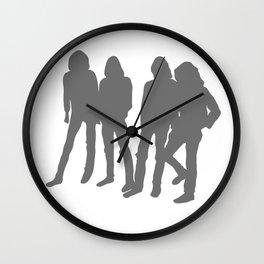 The Ramones Wall Clock