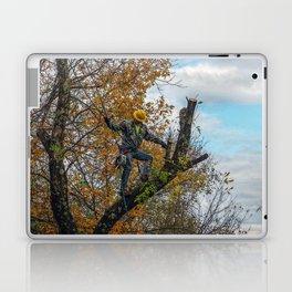Tree Surgeon Laptop & iPad Skin