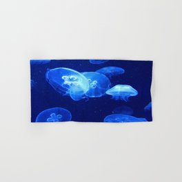 JELLYFISH RISING Hand & Bath Towel