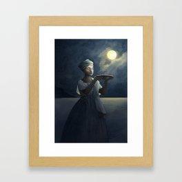 Aurelia ~ A Compendium of Witches Framed Art Print