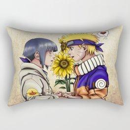 Naruto and Hinata Rectangular Pillow