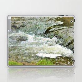 Stream, Hunua Falls, NZ Laptop & iPad Skin