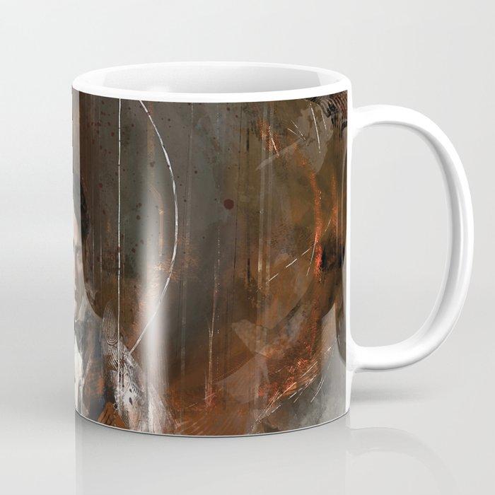 Staring Coffee Mug