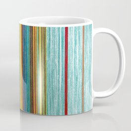 Pastel Threads Coffee Mug